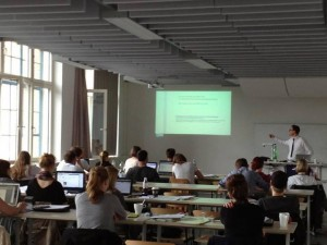 SEO Workshop an der HTW