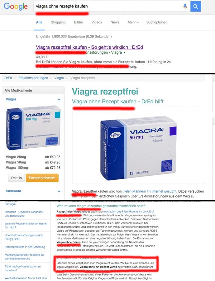 SEO Viagra Spam