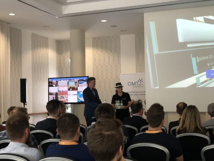 Live-Siteclinic Jens Fauldrath und Thomas Mindnich