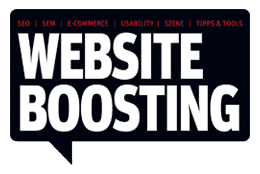 Website Boosting Logo