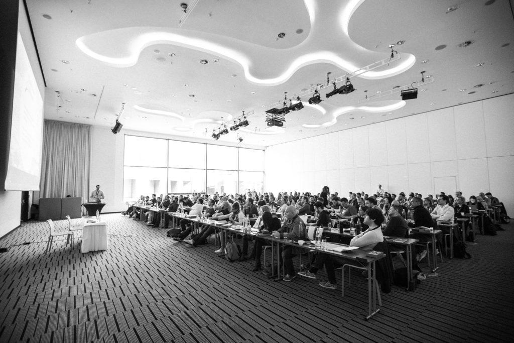 Marcel Schrepel Konferenz Publikum Andels Hotel